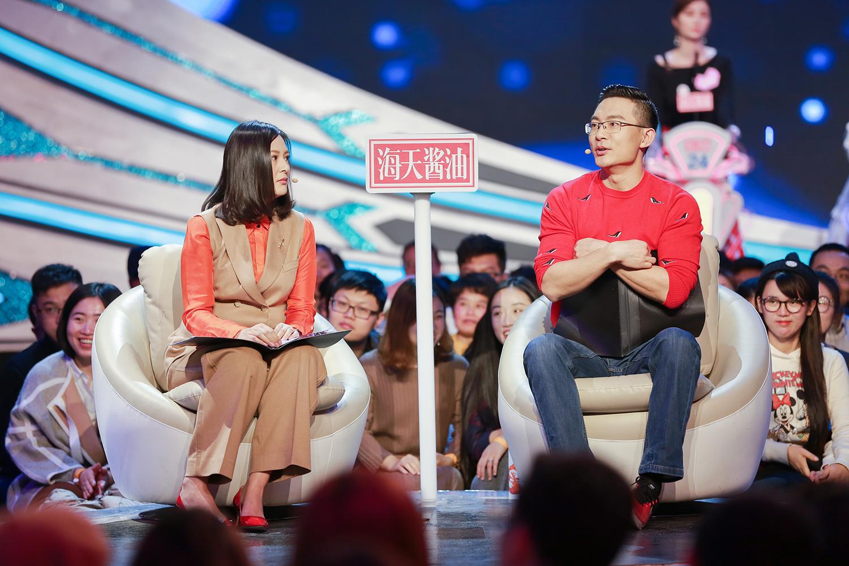 《非诚》秒变电视购物 姜振宇孟非首谈前任问题