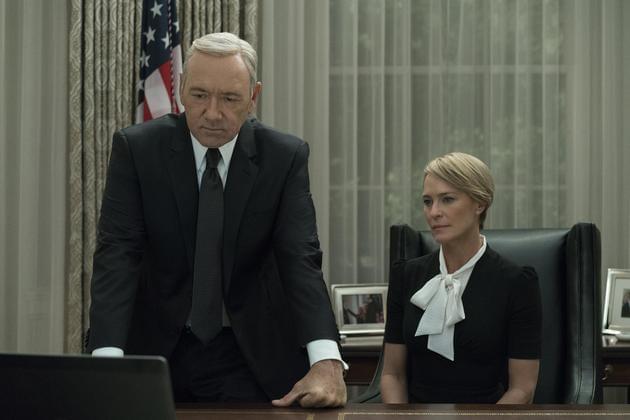 """《纸牌屋》被砍 第6季拍摄也遭""""无限期暂停"""""""