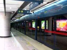 地铁2号线加速推进中 9座车站主体已完成