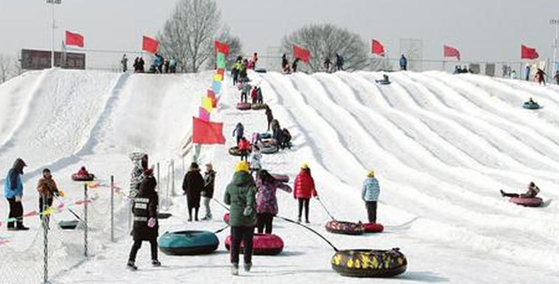 数万名冰雪运动爱好者玩转长治