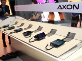 中兴天机AxonM领衔CES2018折叠智能手机革新体验