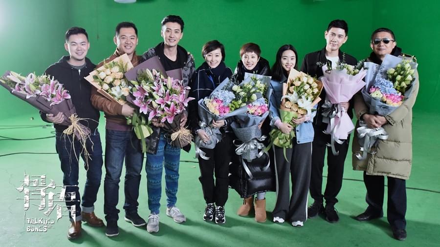 悬疑网剧《骨语》杀青  张龄心演绎最帅女法医