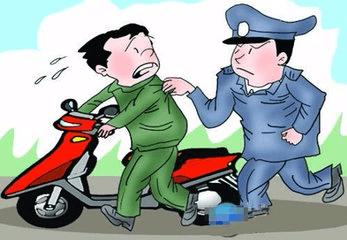 速度!居民摩托被盗没来得及报案 咸安民警已破案