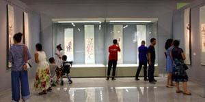 守望百年:136件巨匠画作首次在山西展出