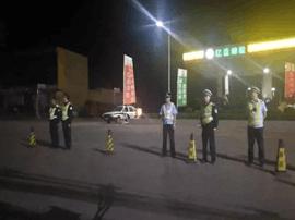 运城路政五中队:多方配合严厉打击超限超载运输车辆