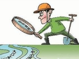 水利部督导运城市全面推行河长制工作
