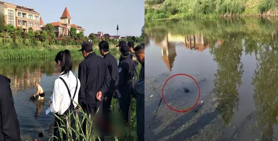 姜堰一水域发现一具浮尸 死者疑似为保安