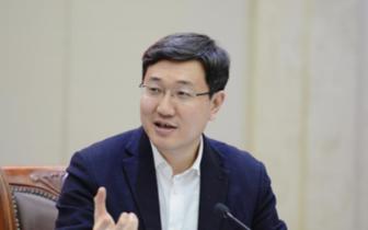 潼南区长王志杰:以高新产业为动力形成可持续财力支撑