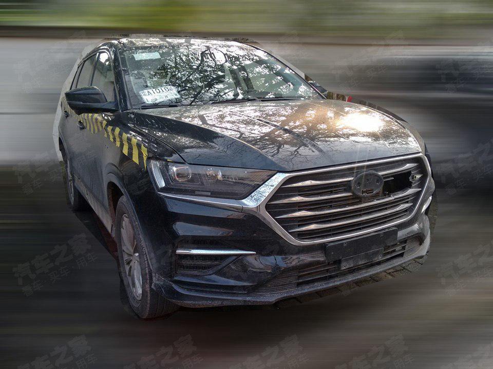 定位5座紧凑型SUV 斯威G01将于今晚首发
