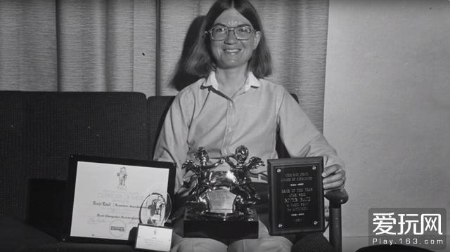 《芝士派》游戏史上最早的女程序员