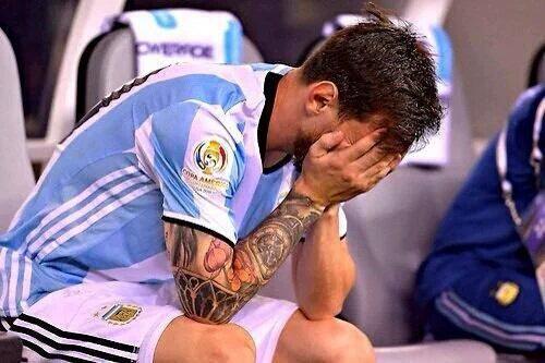 阿根廷旧帅:梅西缺乏领导力 但他是夺冠唯一希望