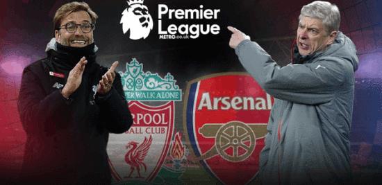 利物浦VS枪手前瞻:红军遇强或暴走 桑神赛季首秀?