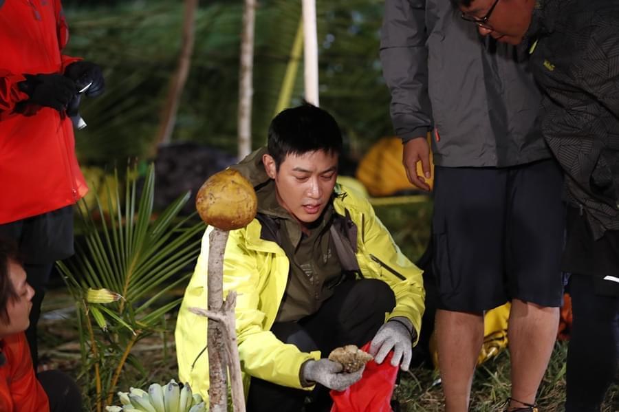 《征途》陆毅发明香蕉蘸辣酱 黑暗料理吃哭田亮