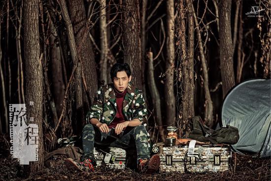 魏晨发表全新专辑《旅程》 第三波主打《复杂人生》正式曝光!