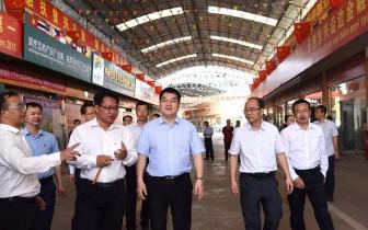李延强:东兴要全力以赴推进跨境经济合作区建设