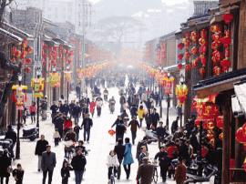 """多景区游客数量开始回落 今明两天适合""""错峰游"""""""