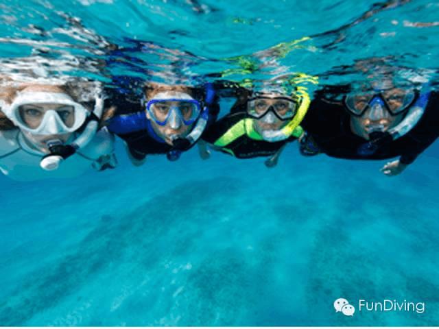 你知道吗?惠州有个能浮潜的超美海岛在双月湾!
