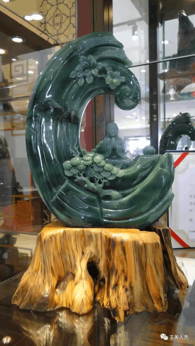 密玉雕刻大师张建涛