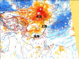 16℃!重量级冷空气正发货到珠海!珠海人民全体入秋!
