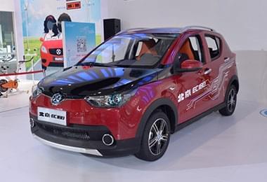 2017款北汽新能源EC180