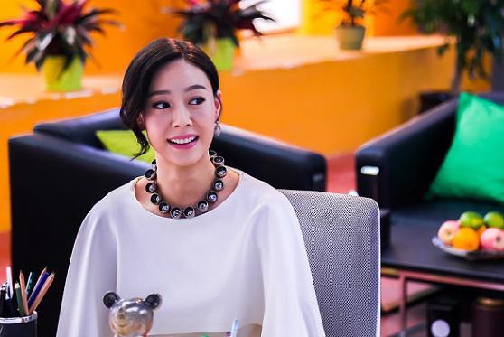 张雅蓓《新万家灯火》饰陈大雪