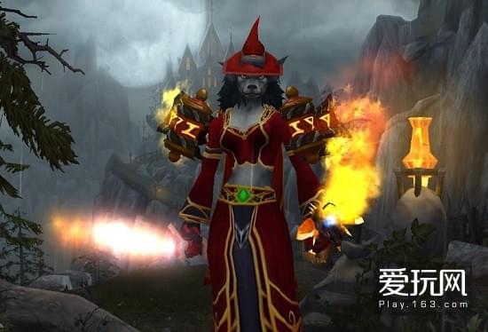 潜龙在渊 魔兽世界7.2.5毁灭术士谈改变