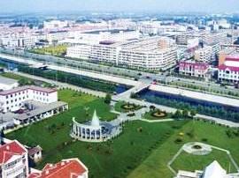 """津南区建设""""海河中游高端服务业发展带"""""""