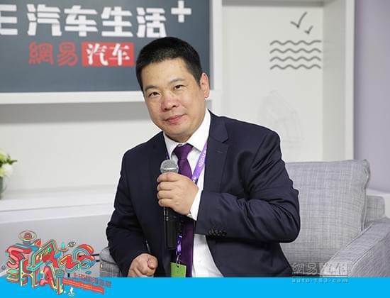 江淮乘用车营销公司副总经理  张金汉