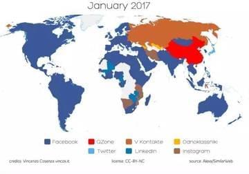 全球社交媒体使用习惯报告:20亿人的杀时利器是…