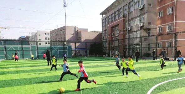 """嘉兴南湖区培育足球小将""""有一套"""""""