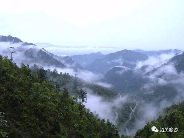 咫尺有美景 广东首批四星级森林公园竟然藏身韶关