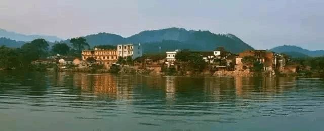第二批全国特色小镇公示名单英德连江口镇榜上有名