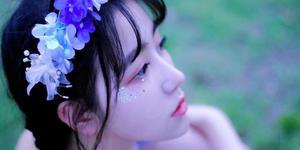 南京艺术学院校花气质迷人 女神范十足