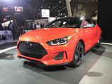 北美车展:GTI见了让三分 现代发布全新Veloster
