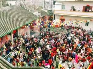 十年一次!台山这场庙会刷屏了现场人山人海