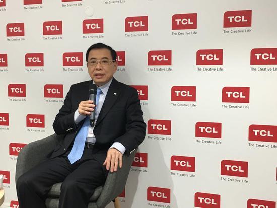 专访TCL李东生:三年要在智能制造领域超越三星