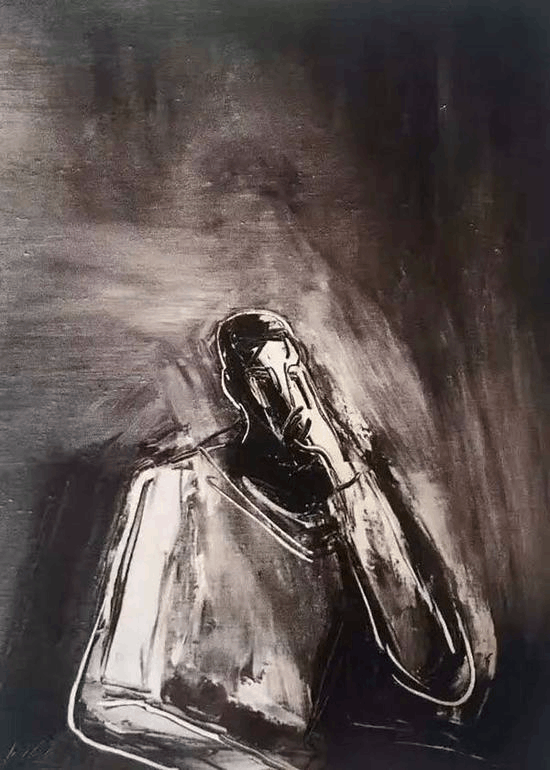 刘锋植离世 他画出了一个时代最好的油画