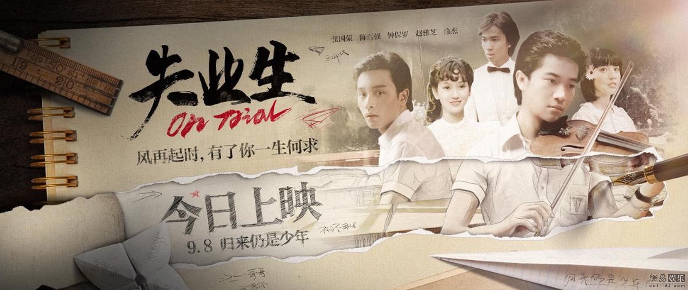 《失业生》今日公映 导演含泪追忆张国荣陈百强