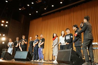 红色理想青年力量 用青春唱响时代最强音