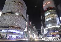 【前途,在路上】 东京银座:流动的时光,静止的繁华