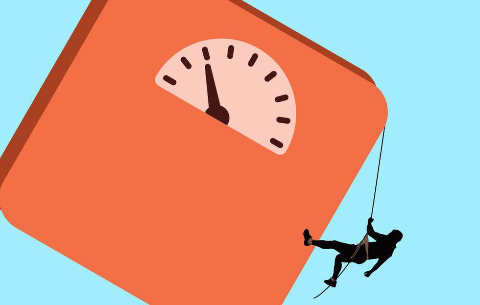 减肥突然陷入停滞期 或是6个原因所致