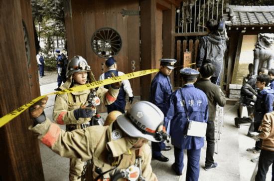 韩男子炸靖国神社被关日本 母亲求政府带他回国