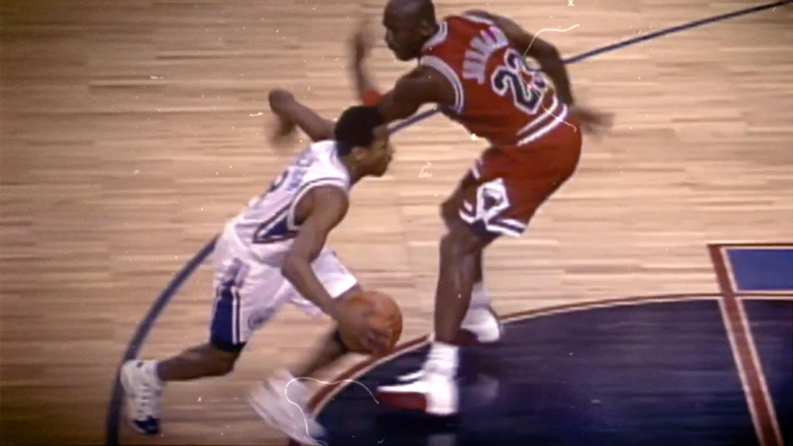 AI:晃倒MJ是生涯最佳時刻 他多年後仍