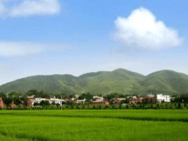 闻喜县委政法委指导农村综治中心建设