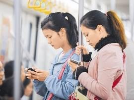 多半中国人用2千元以上的手机 千元机越来越不好卖