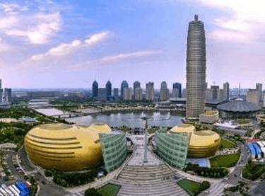 郑州2030年全面建成国家中心城市 明确六个定位