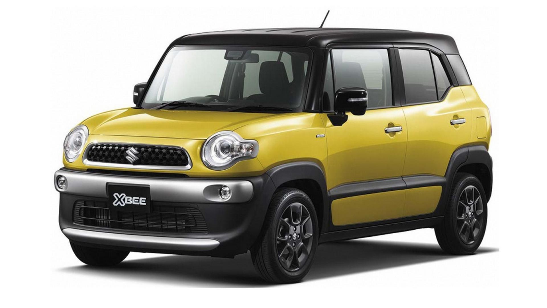 将在东京车展亮相 铃木Xbee概念车发布