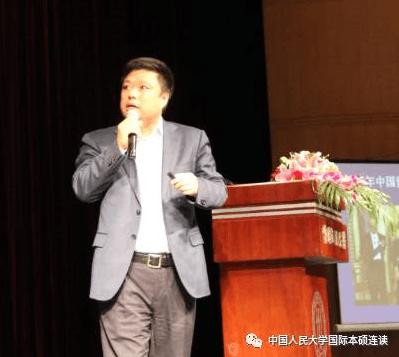 英国诺森比亚大学中国区首席代表赵刚先生