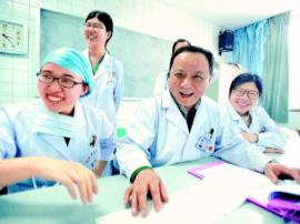 王谢桐:国内首创射频消融救了无数婴儿