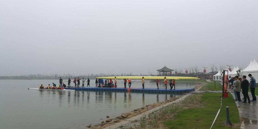 2017昆明池·七夕公园国际名校赛艇对抗赛